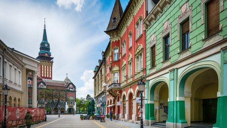 Subotica Vojvodina
