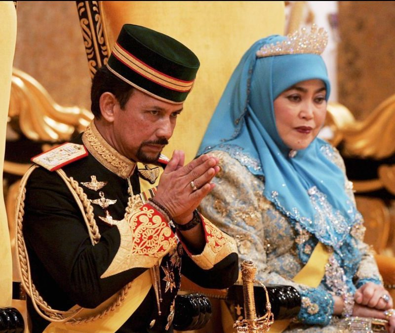 Sultan od Bruneja