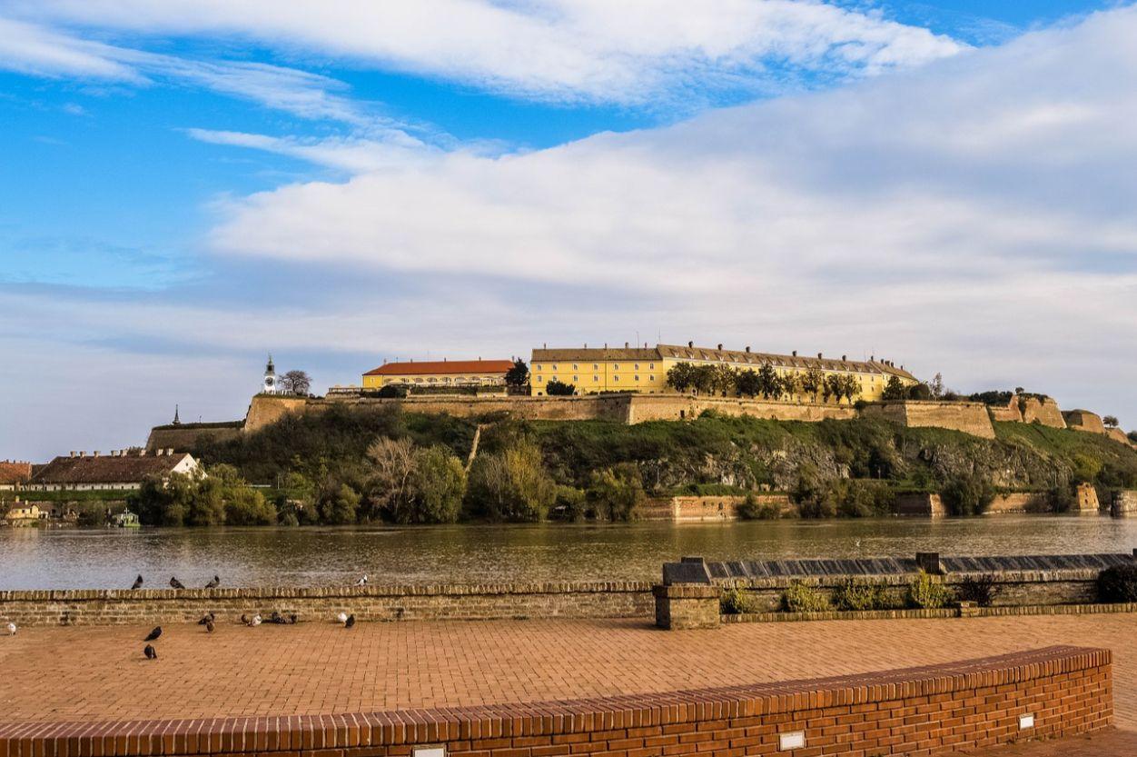 Tvrđava Petrovaradin Novi Sad