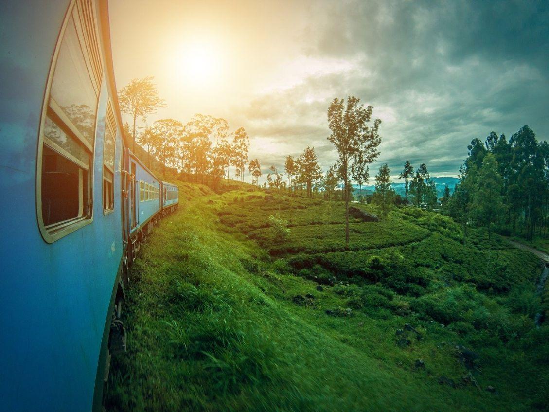 Voz u Šri Lanci