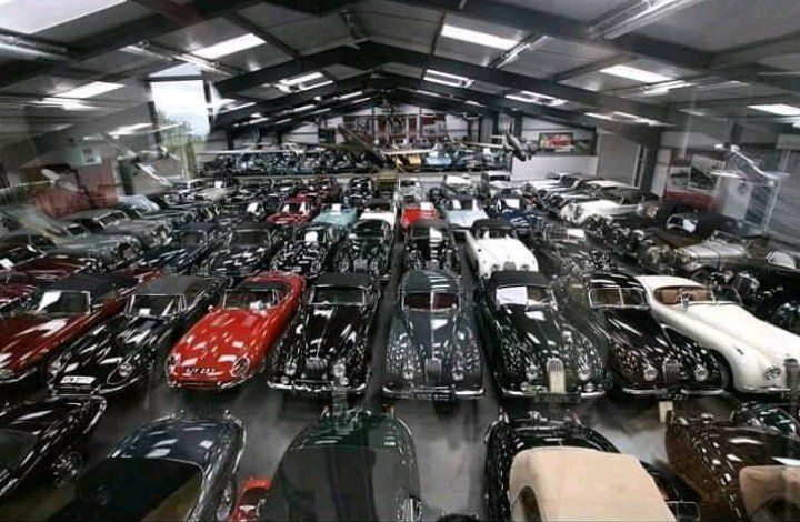 Kolekcija auta sultana Bruneja