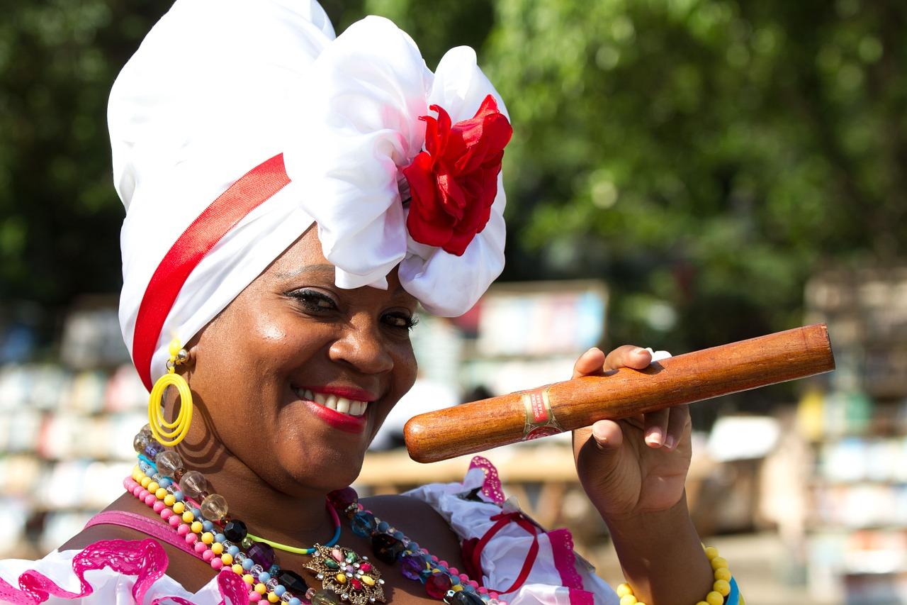 Cigare na Kubi