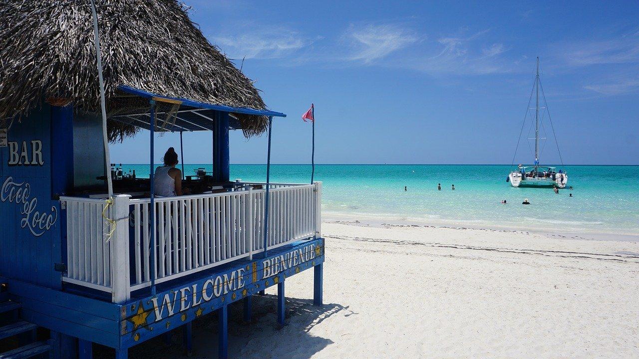 Cayo Coco plaža