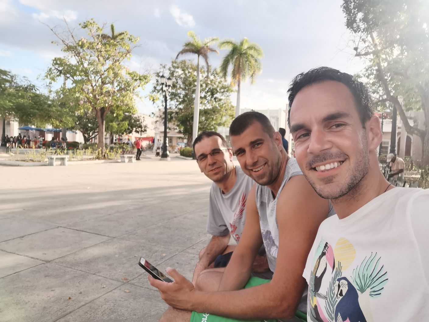 Internet na Kubi park