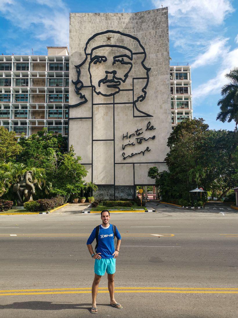 Trg revolucije Havana