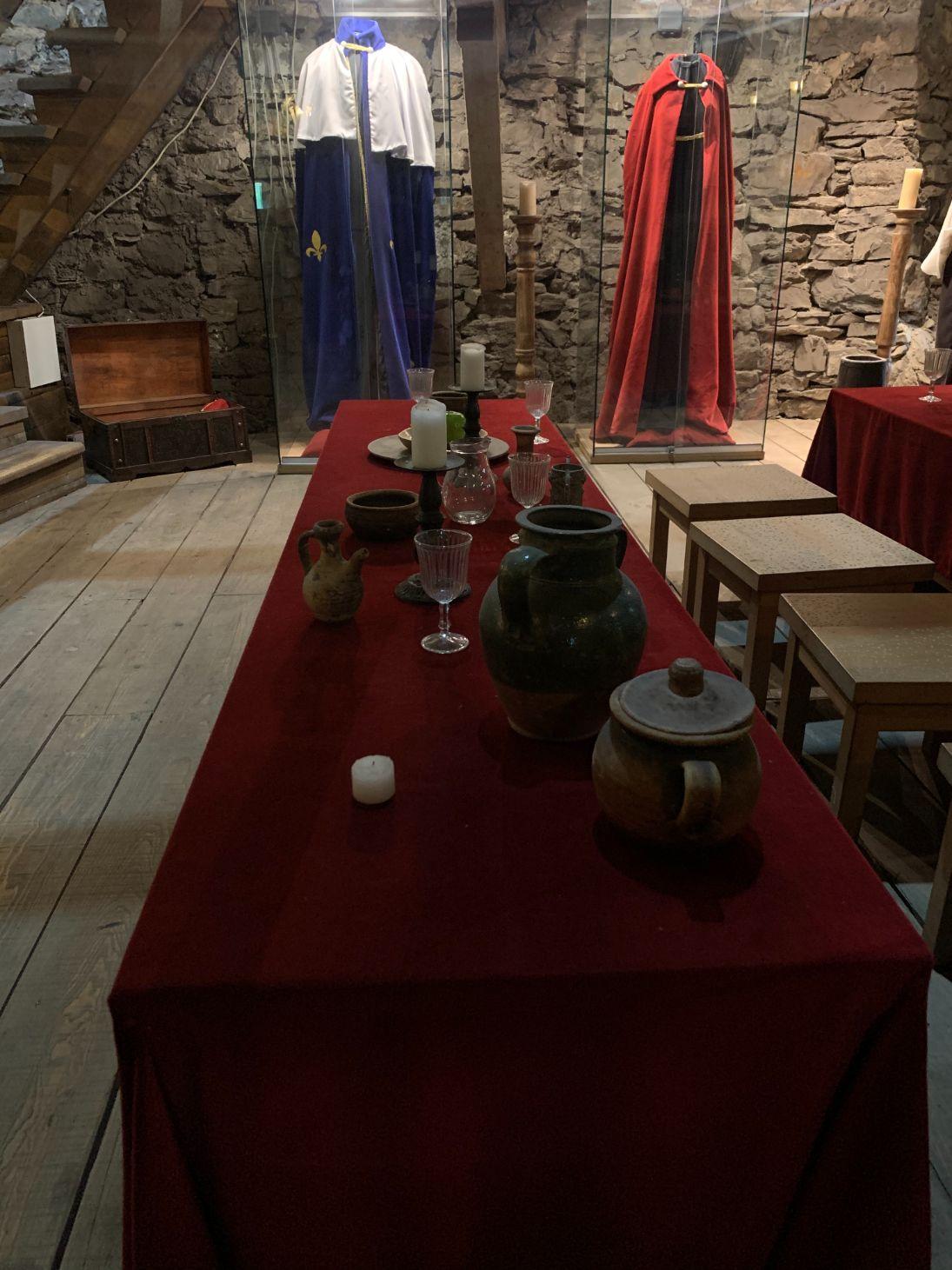 eksponati u muzeju u Vranduku