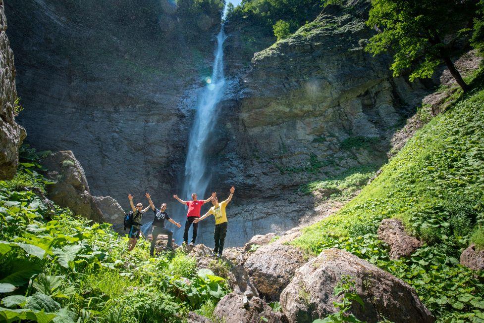 Vodopad Skakavac Perućica