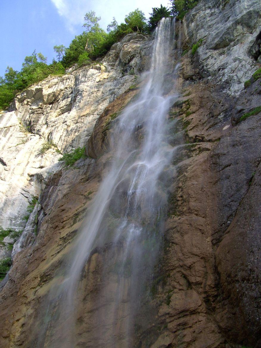Vodopad Skakavac kod Sarajeva