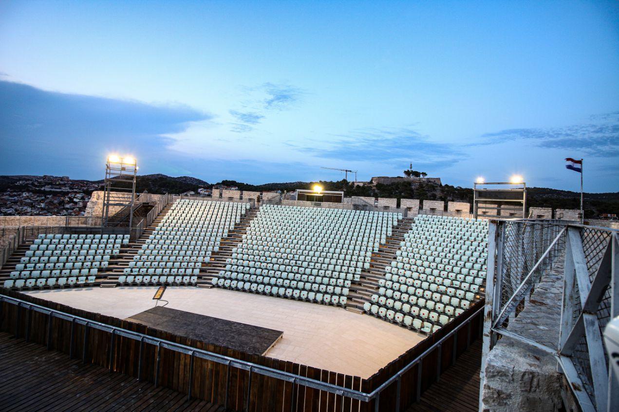 amfiteatar u Šibeniku