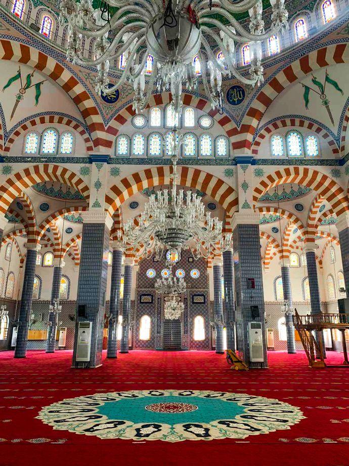 Džamija Mudgat Mersin