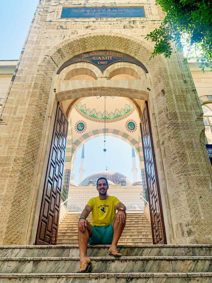 Džamija u Mersinu