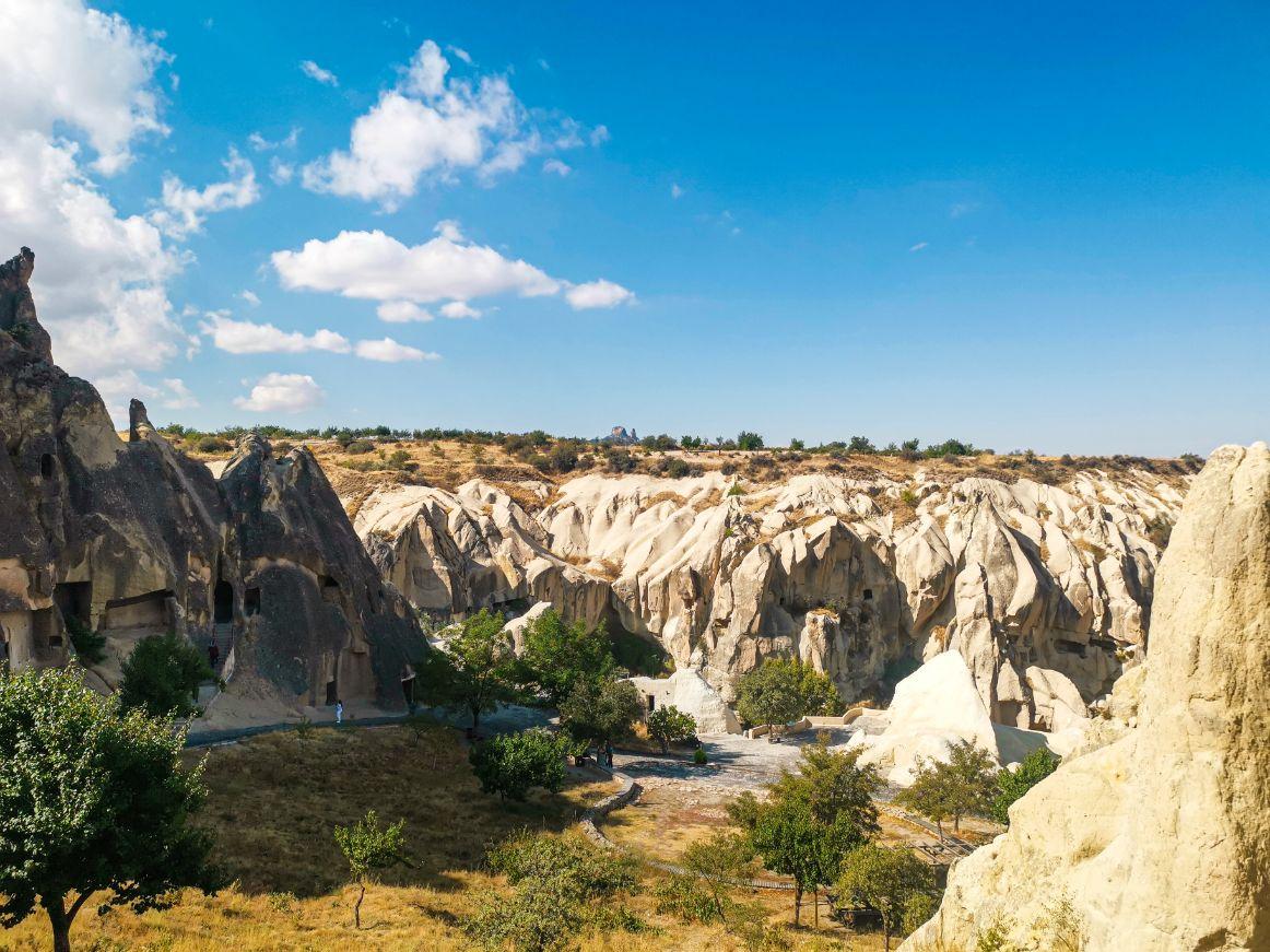 Goreme muzej na otvorenom Kapadokija