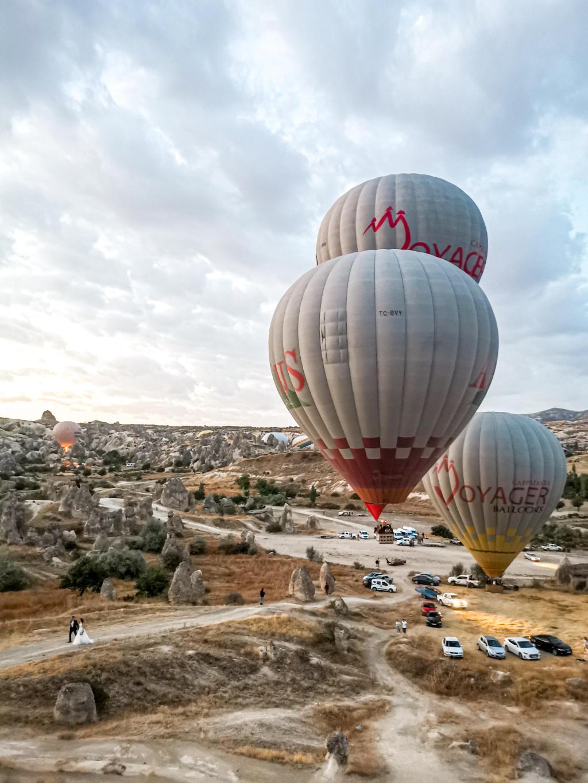 Kapadokija baloni