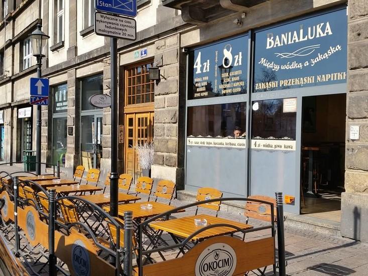 Krakov kafe Banjaluka