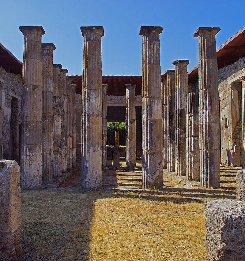 Pompeji Italija