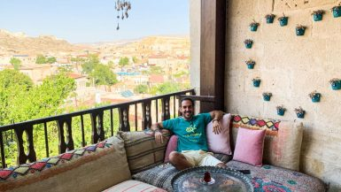 Smještaj u Kapadokiji