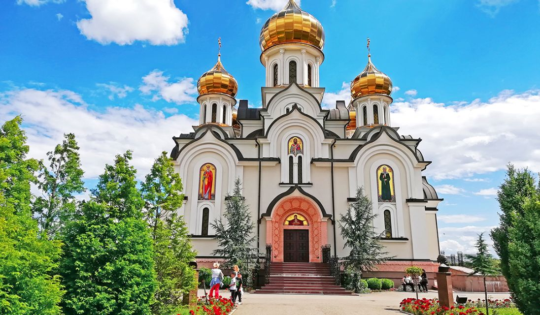 manastir svete petke Bijeljina