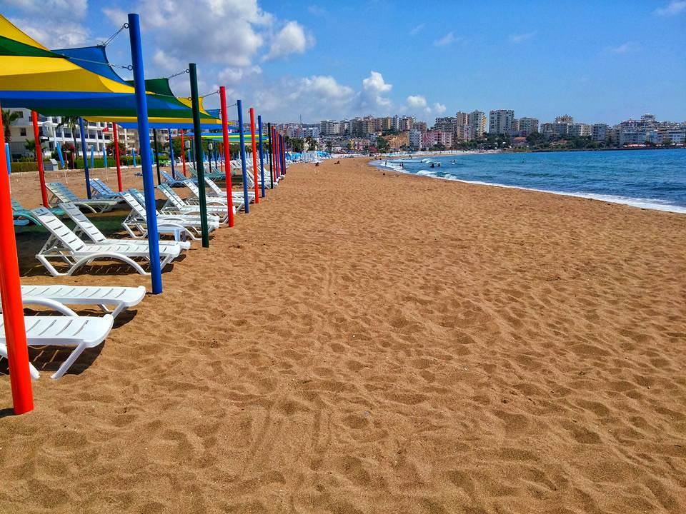 plaže u Mersinu