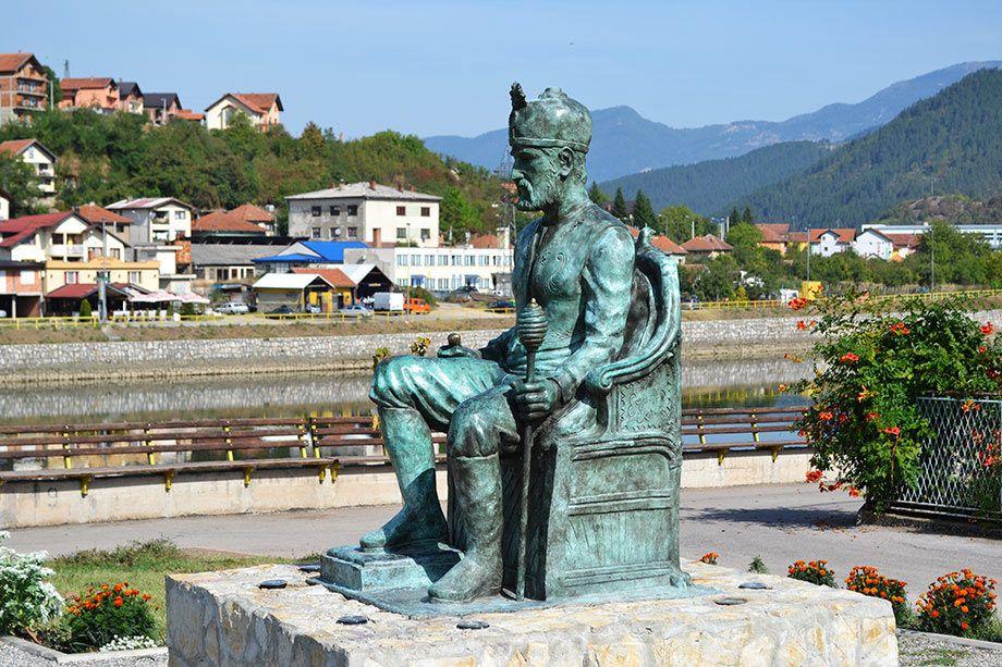 Spomenik Mehmed Paši Sokoloviću