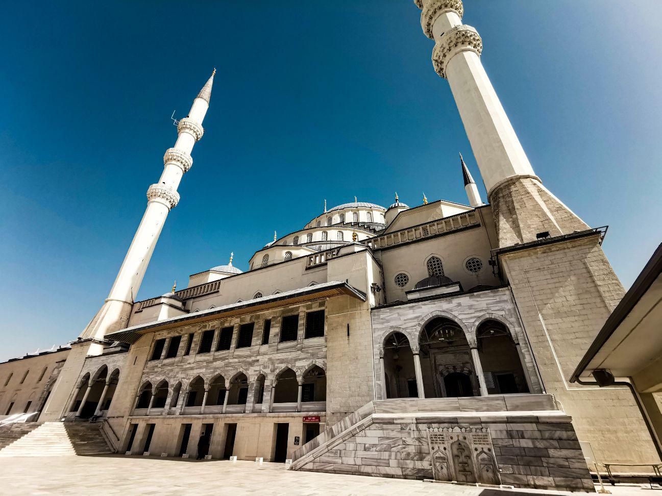 džamija Kodže Tepe Ankara