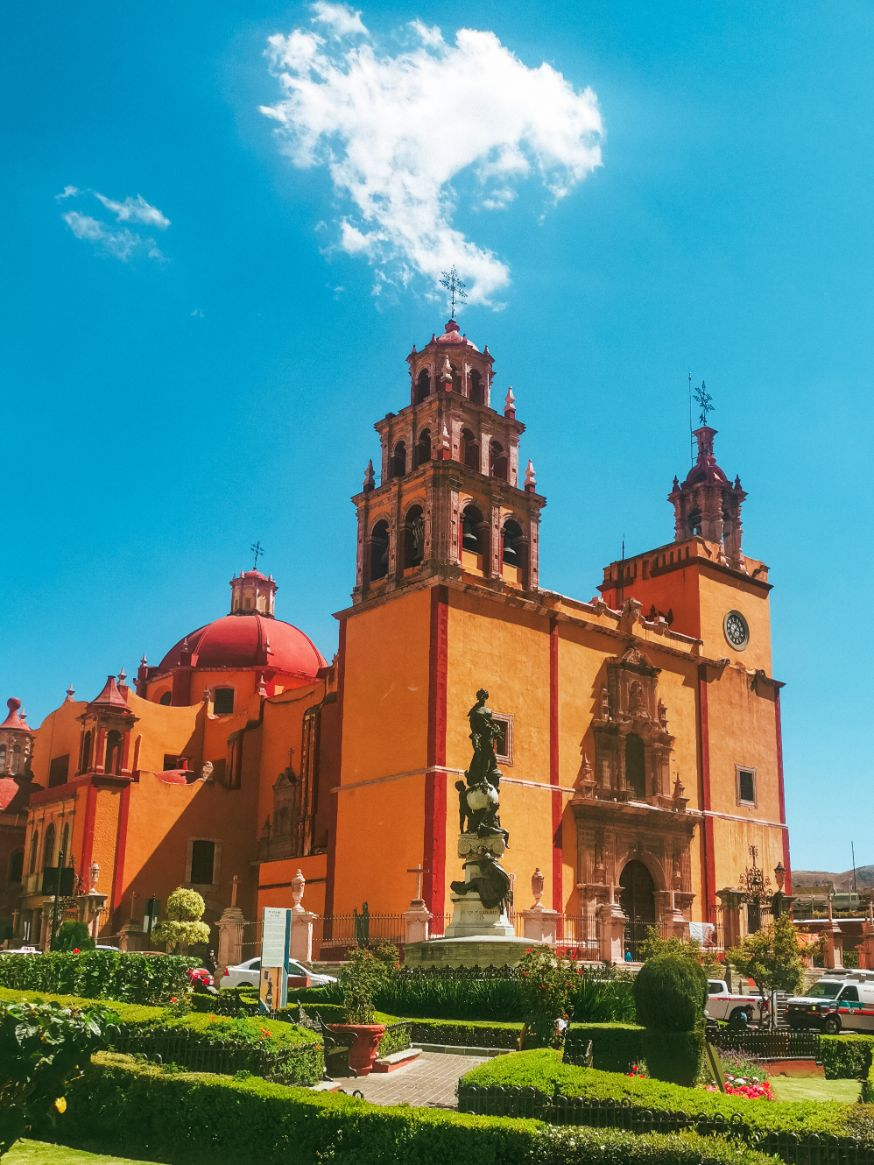 Bazilika Guanahuato
