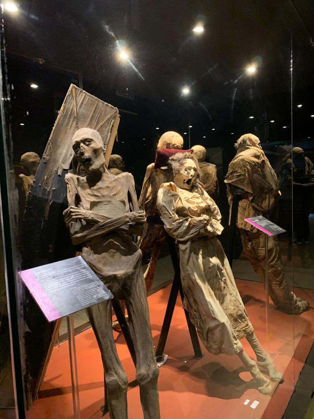 Muzej mumija u Guanahuatu