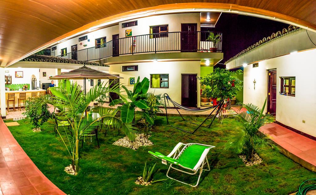 Casa Lula hostel Leon