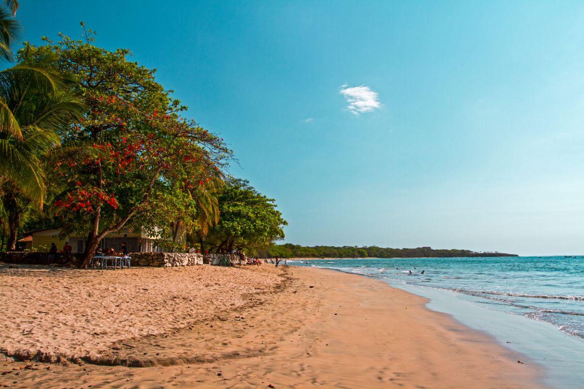 Guanacaste Tamarindo plaža