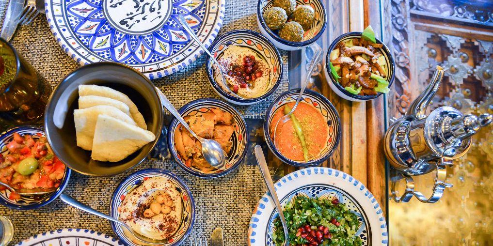 Hrana u Jordanu