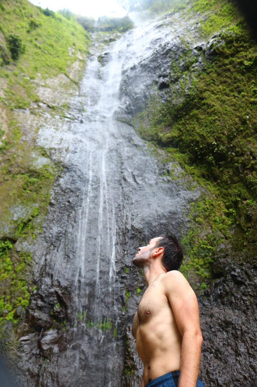 San Ramon vodopadi Ometepe