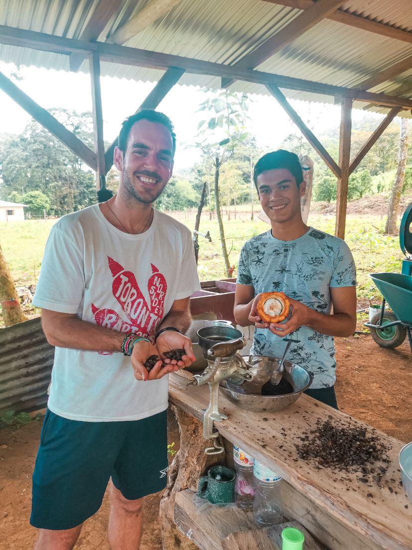 Kakao tura Kostarika