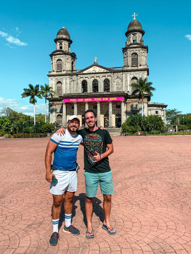 Managva glavni grad Nikaragve