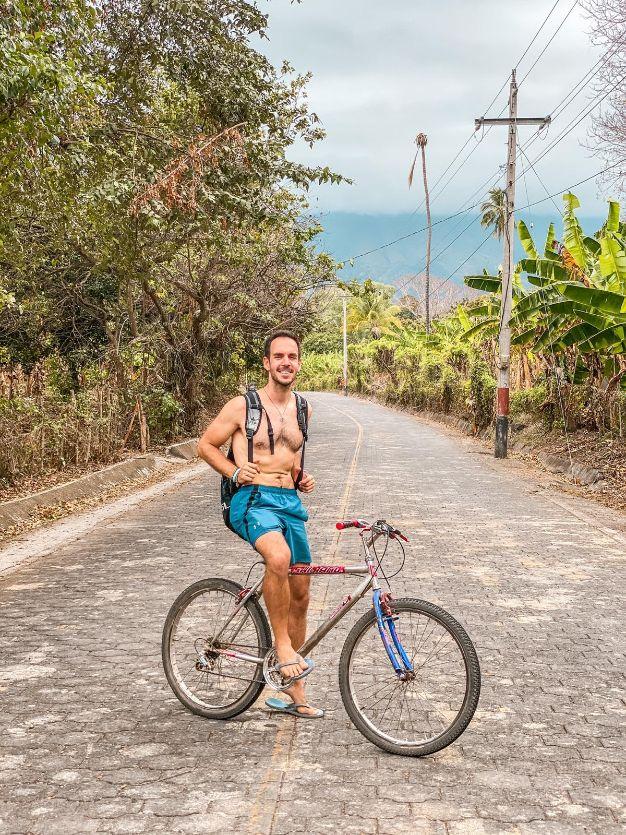 Ometepe Nikaragva