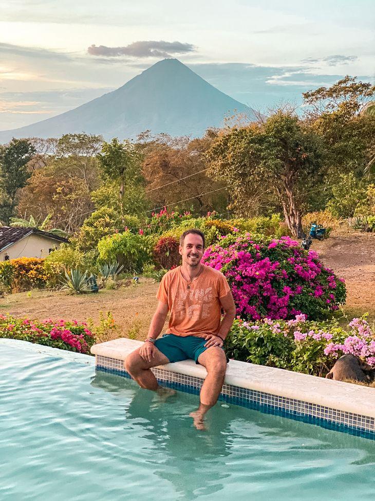 Ostrvo Ometepe Nikaragva