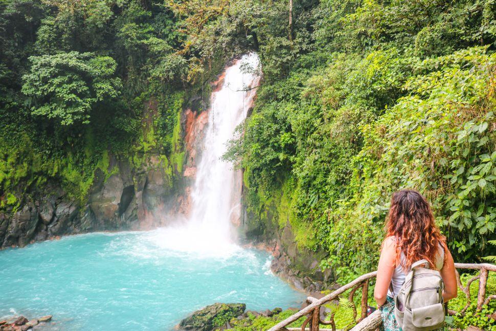 Rio Celeste Kostarika