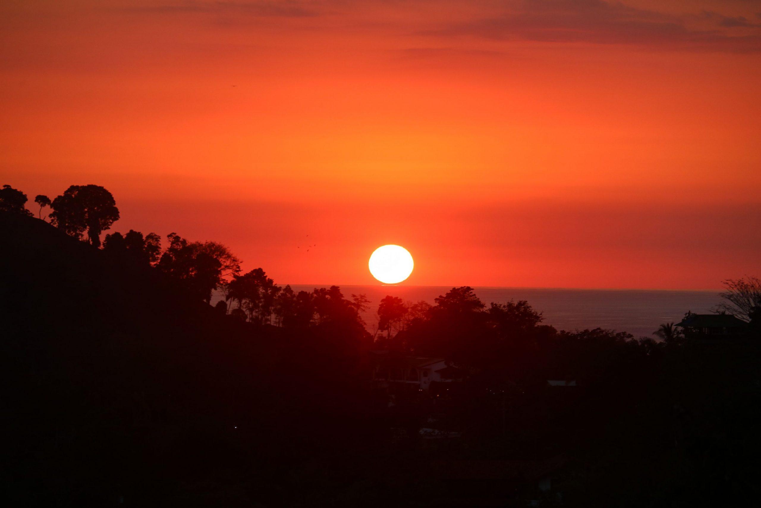 Zalazak Sunca Kostarika