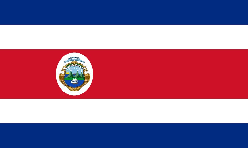 zastava Kostarike