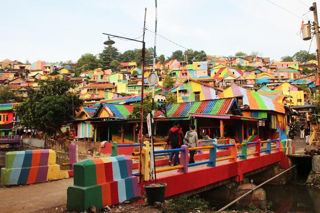 Kampung Pelangi Indonezija