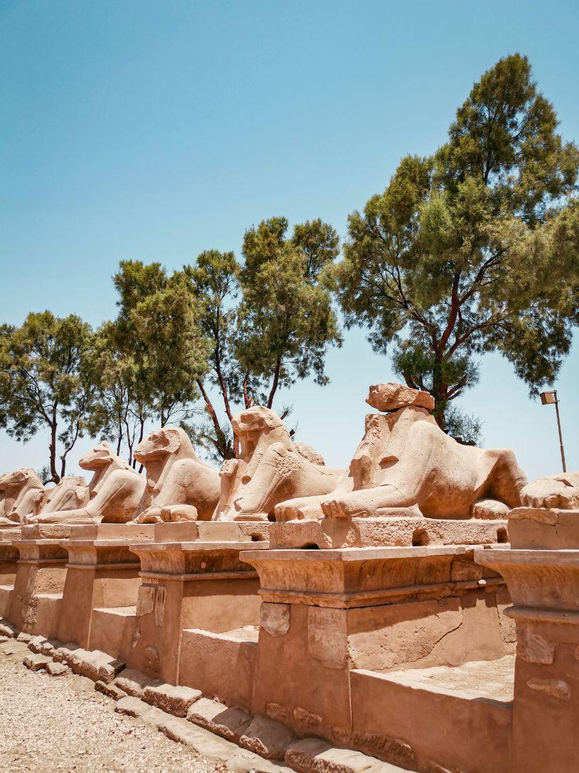 Alejsa Sfingi Karnak
