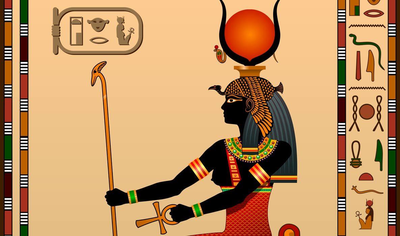 egipatska boginja Hator