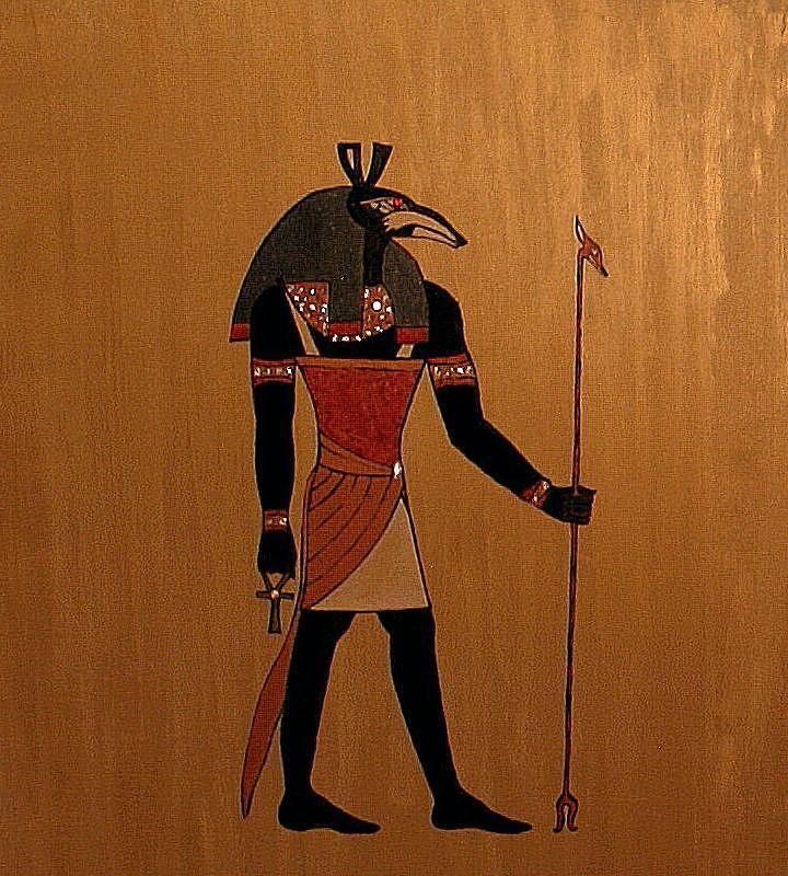 Set egipatski bog