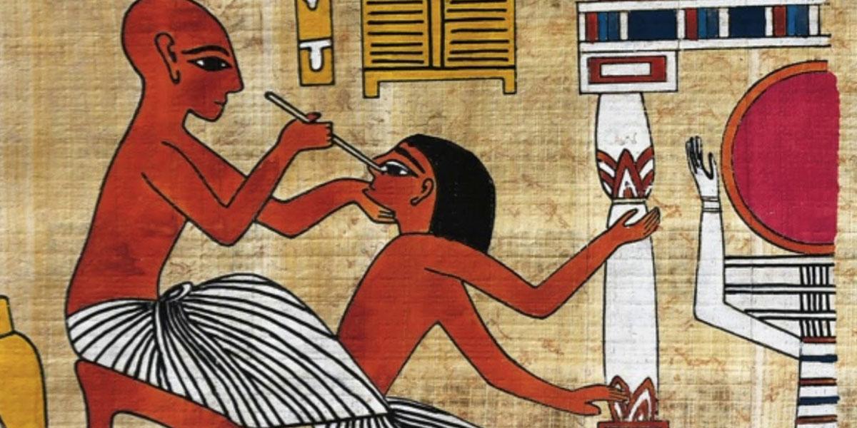 Doktori u starom Egiptu