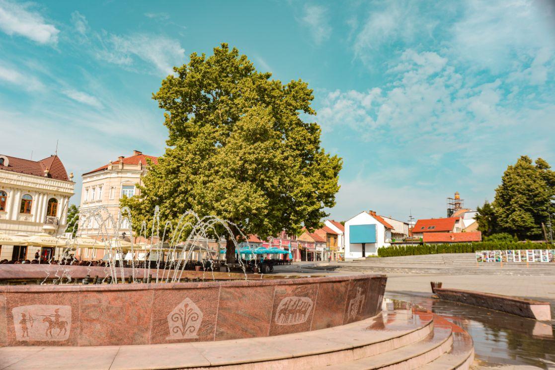 Fontana u Tuzli
