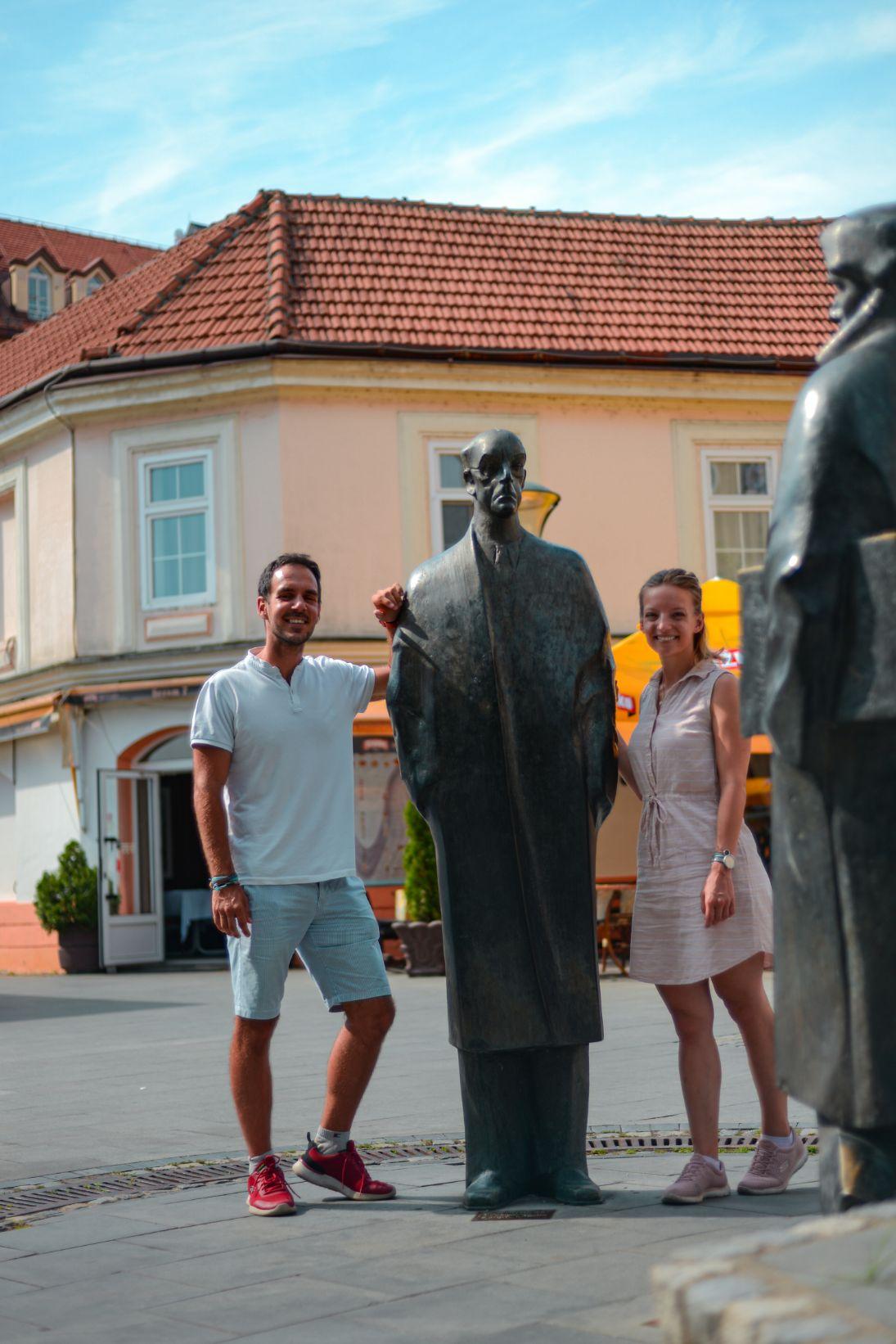 Ismar Mujezinović i Meša Selimović