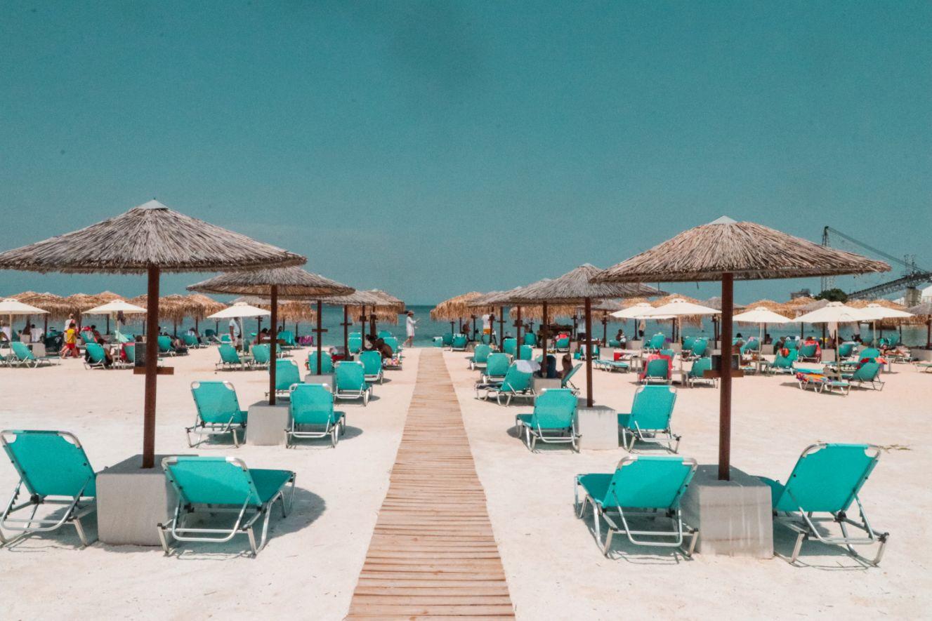 Mramorna plaža Tasos