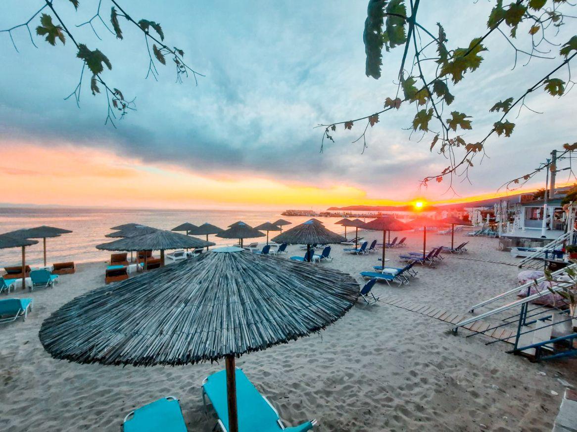 Plaže na Tasosu
