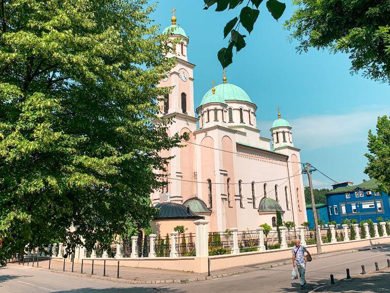 Pravoslavna crkva u Tuzli