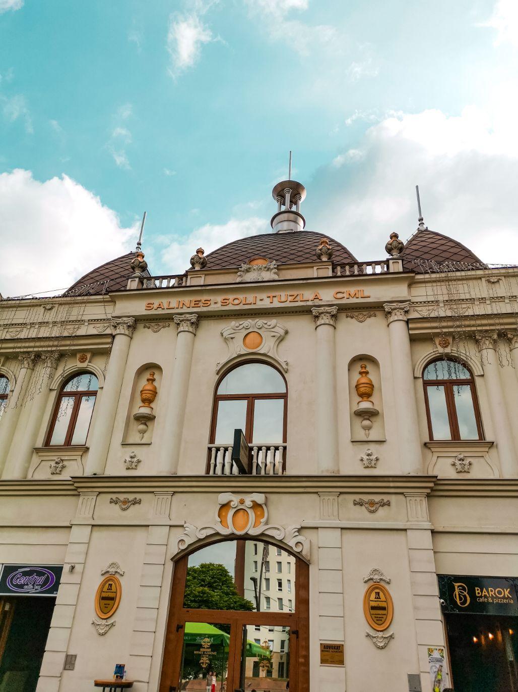 Zgrada Barok