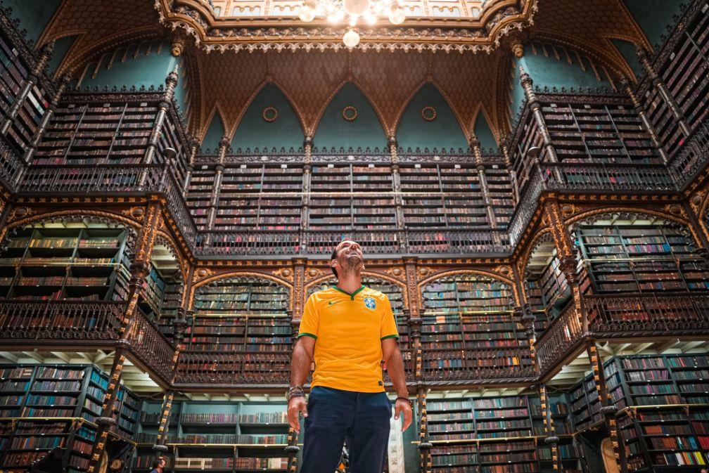 Biblioteka Brazil