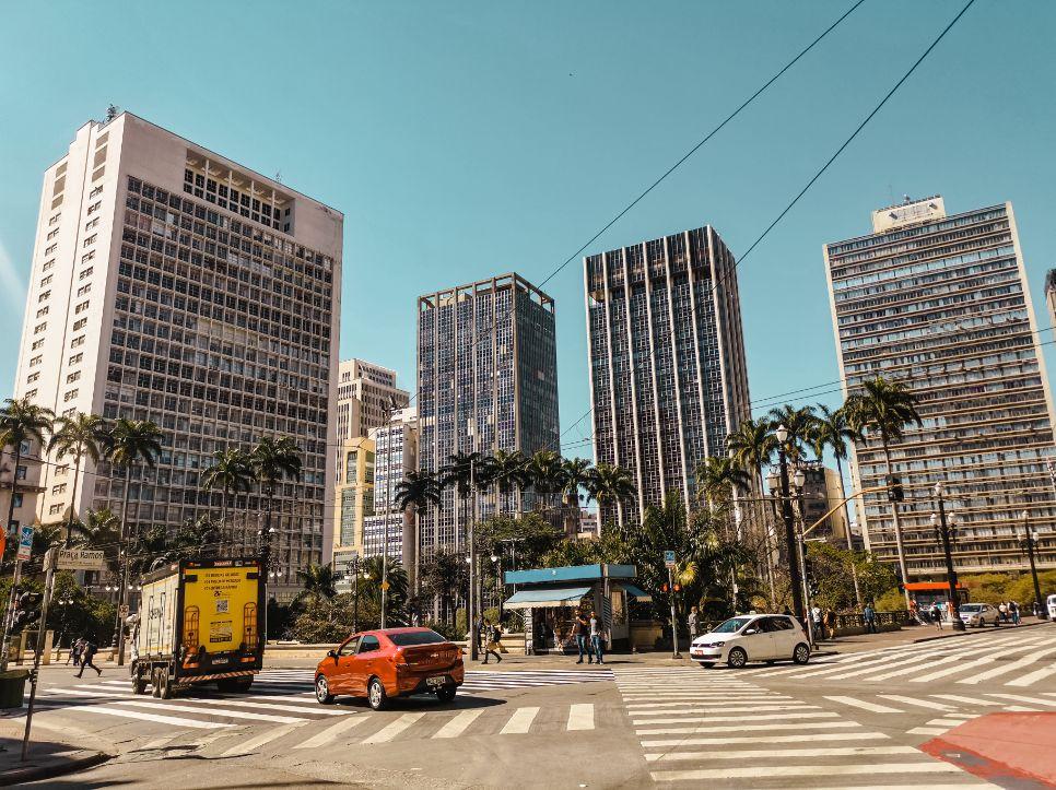 Moderni dio Sao Paula